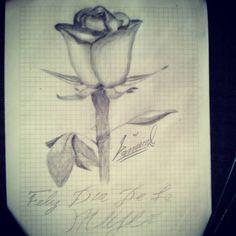 Happy women's day By:Samura  Para: LD ....  #dibujo #dibujos #dibujosasombrosos #dibujosalapiz #lapizypapel #lapizconciente #drawings #drawingoftheday #drawingaday #pencilart #arteemfoco #diadelamujer #dayofthewoman #formylove #rosa #roses #rose #8demarzo #8ofmarch #diseño #happy #diseños #hechoencolombia #criollo #love #art #arte #arte_of_nature #artofvisuals #artlover