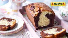 Plum cake de chocolate y coco