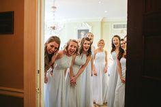 happy + excited bridesmaids :) | Danielle Nichol