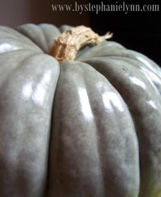 Preserve your indoor #pumpkins and gourds this #fall by cleaning and polishing them using these simple tips #FallDIY ~ @bystephanielynn