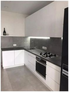 Awesome modern kitchen room are offered on our site. Luxury Kitchen Design, Kitchen Room Design, Luxury Kitchens, Kitchen Cabinet Design, Kitchen Layout, Home Decor Kitchen, Interior Design Kitchen, Kitchen Furniture, Home Design