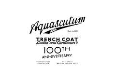 Aquascutum × naomi hirabayashi Historical Trench Coat