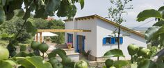 A romantic honeymoon bolthole in the lavender filled countryside outside Budapest - The Natural Wedding Company Cottages And Bungalows, Beach Cottages, Budapest, Romantic Honeymoon, Romantic Getaways, Self Catering Cottages, Cottage Plan, Types Of Houses, Luxury Interior Design