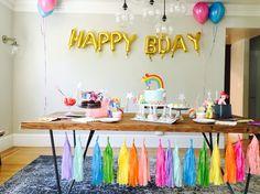 my little pony birthday decor, my little pony dessert table