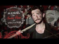 ♠ LE MANUEL DE SAVOIR-VIVRE DU SPECTATEUR - Le fossoyeur de films ♠