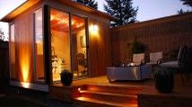 Build Your Own, Eco Cabana.