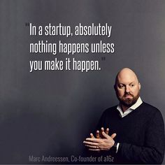 In a startup nothing will happen unless you do it . . #quotes #quote #quotestoliveby #love #quotestags #nofilter #inspiration #quoteoftheday #life #quotesoftheday #quotestagram #words #funny #inspire #instaquote #motivation #quotesaboutlifequotesandsayings #smile #tweegram #word #writer #loveit #lovequotes #reading #readit #realtalk #tagsta #truestory #tumblr #typography