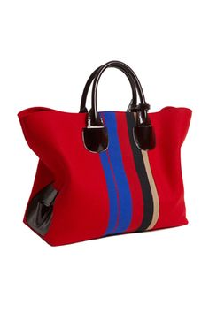 Carven fall 2012 bags