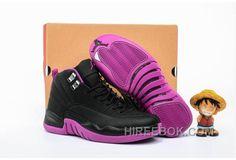 "innovative design 14ae2 67dee 2016 Air Jordan 12 GS ""Hyper Violet"" Black Metallic Gold Star-Hyper Violet  Free Shipping DFsBY, Price   92.00 - Reebok Shoes,Reebok Classic,Reebok  Mens ..."