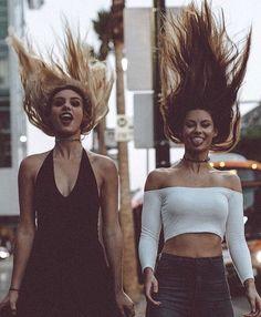 Electricity runs through our veins. Sister Friends, Best Sister, Best Friends, Besties, Bff, Hannah Stocking, Best Friend Photos, Girl Photos, Friendship