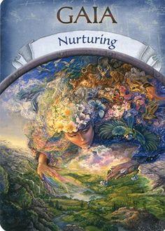 GAIA (Nurturing) - Earth Magic Oracle Cards