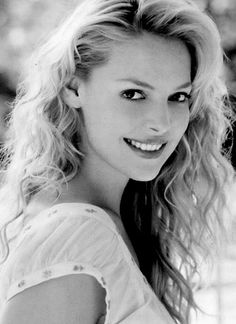 Katherine Heigl  She's amazing, and flawlessly gorgeous, such natural beauty! :)