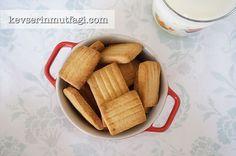 İrmikli Bebe Bisküvisi Tarifi - Kevser'in Mutfağı - Yemek Tarifleri