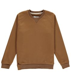 Sweatshirt Felix - Camel