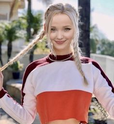 See related image detail Loren Grau, Dov Cameron, Prom Images, Dove And Thomas, Dove Cameron Style, Sofia Carson, Disney Channel, Celebs, Actresses