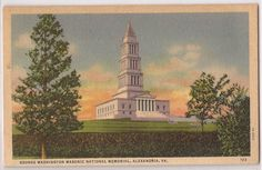 George Washington Masonic National Memorial, Alexandria, VA