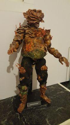 Zombie Cosplay, The Last Of Us2, Zombie Art, Deadpool, Superhero, Fictional Characters, Fantasy Characters