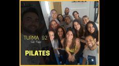 Curso de pilates São Paulo - Turma 92