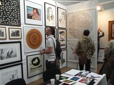 London Original Print Fair, 2009