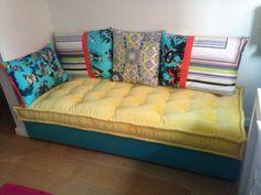 Sedir - Pamuk Yatak - Cotton Bed - Divan
