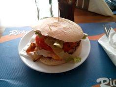 Burger Rickyssimo