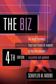 The Biz: The Basic Business, Legal and Financial Aspects of the Film Industry. by Schuyler M. Moore,http://www.amazon.com/dp/1935247042/ref=cm_sw_r_pi_dp_W90ltb0PWE71QC9S