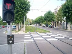 TramStrasbourg lineD Briand ArrièreStation - Tramway de Strasbourg — Wikipédia