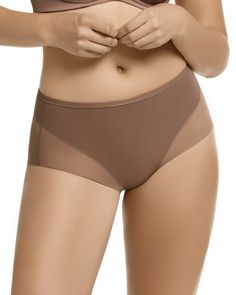 b84b200fac Leonisa Truly Invisible Super Comfy Compression Shapewear Panties with  Light Slimming Tummy Control for Women -- Continue to the product at the  image link.