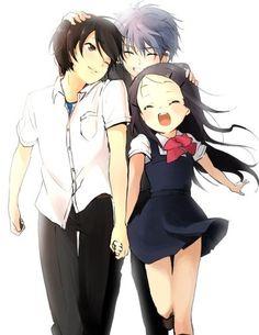 e-shuushuu kawaii and moe anime image board Charlotte Anime, Anime Siblings, Anime Couples, Anime Girls, Blue Exorcist, Noragami, Vocaloid, Otaku, The Ancient Magus Bride