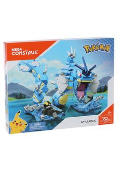 #Christmas On sale Mega Bloks Pokemon Gyarados Building Set for Christmas Gifts Idea Deal . Whether or not you are looking to deal with oneself this specific Christmas  as well as need several motivation when buying for others. Christmas  can be a time for it to detachment from work, meet up...