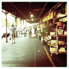 South Melbourne Market Melbourne Victoria Australia