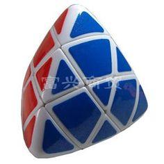 The Rubiks Triangular Pyramid Thing Puzzle