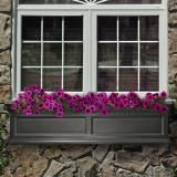 Kitchen Window Flower Box, I like this one too.