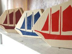 toys #wood #boats