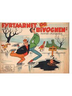 Kaj Engholm - Fyrtaarnet og Bivognens Muntre Oplevelser - Strandbergs.