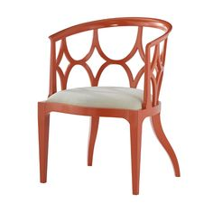 Modern Lacquered Dining Chair