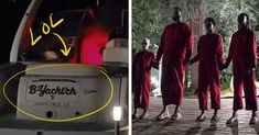 Nothing like a doppelgänger horror film to get your red string theories going! Horror Movies, Horror Film, Babadook, Jordan Peele, This Is Us Movie, Evil Twin, String Theory, Upcoming Films, Entertainment Weekly