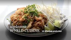 Going to try this for the first time. I don't know why I waited.  How to Make Pad Thai Allrecipes.com