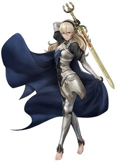 Concept art of Hoshido Noble Corrin from the Fire Emblem anniversary book. Concept art of Corrin's dragon form in the Fire Emblem Fates Visual Works Pellucid Crystal. Girls Characters, Dnd Characters, Fantasy Characters, Character Inspiration, Character Art, Character Design, Fire Emblem Fates Corrin, Female Corrin, Fire Emblem Warriors