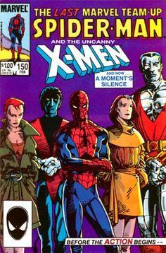 Marvel Team-Up #150