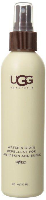 UGG Australia Stain & Water Repellent, http://amzn.to/2kwETIp