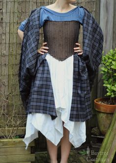 How to wear the Arisaid article! Everything about the amazing great kilt.. I love the garment so much.