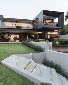 256 best modern home designs images modern homes modern house rh pinterest com