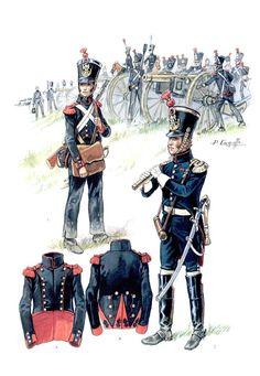 Artiglieria a piedi francese