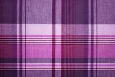 Purple and Pink Plaid Fabric Texture Picture Tartan Wallpaper, Scottish Plaid, Plaid Fashion, All Things Purple, Plaid Fabric, Purple Rain, Tartan Plaid, Shades Of Purple, Plaid Pattern