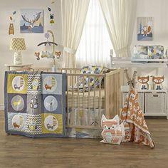 Lolli Living Woods Crib Bedding Set