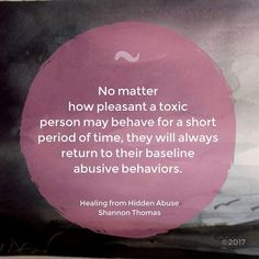 Healing from Hidden Abuse: A Journey Through the Stages of Recovery from Psychological Abuse is available on Amazon (Paperback, Kindle and Audio book) Also at Barnes & Noble, Smashwords & iBook