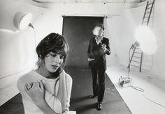 Jane Birkin, Serge Gainsbourg - 1971 © Benjamin Auger