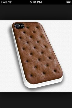 I❤ ice cream sandwiches and this phone case!!!!!