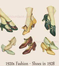 1920 Shoes, Vintage Shoes, Women's Shoes, Retro Mode, Mode Vintage, 1920s Fashion Women, Vintage Fashion, Womens Fashion, Edwardian Fashion